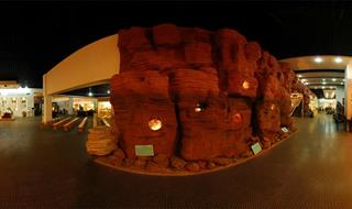 Shanghai Museum of Popular Geological Science pano