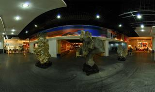 360 panorama of Geological Science Museum