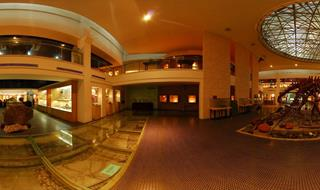 360 degree view of Geological Science Museum