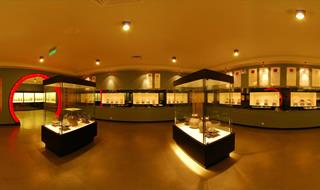 Virtual panorama of Geological Science Museum