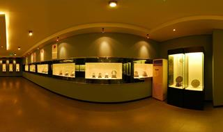 Virtual panoramic of Geological Science Museum