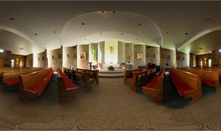 San Alfonso Retreat House Long Branch, NJ - Chapel