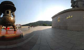360 tour of Lingshan Scenic Area