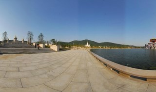 virtual tour of Lingshan Scenic Area