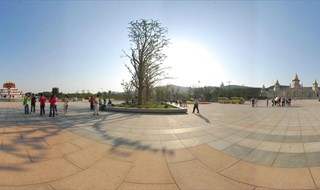 360 virtual tour of Lingshan Scenic Area