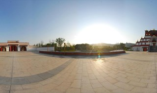 360 travel of Lingshan Scenic Area