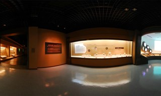 hong mountain ruins museum 360 virtual tour