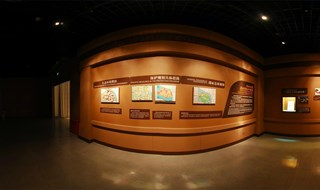 hong mountain ruins museum Panorama VR