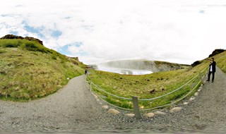 Panorama in Iceland