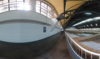 Museum of Qin Terracotta 360 panorama view