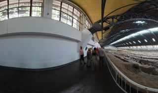 Museum of Qin Terracotta Panorama view