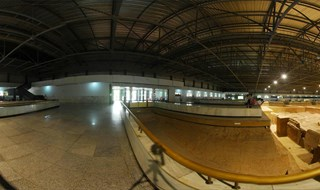 Museum of Qin Terracotta Panoramic view