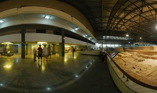 Museum of Qin Terracotta 360 degree photo