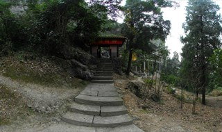 Xin An Jiang Gap 360 virtual panorama