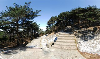 360 virtual panorama of Mount Huangshan Mountain s