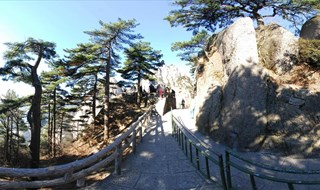 Mount Huangshan Mountain scenic 360 images