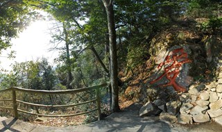 360 degree travel of Tianmu Mountain