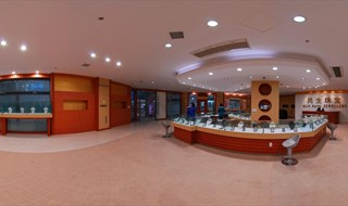East China International Jewelry City 360 panorami