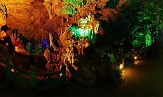 Silver Cave 360 degree travel