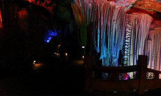 Silver Cave Panoramic view