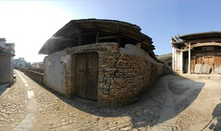 Nanping village 360 virtual panorama