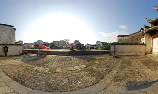 Nanping village 360 virtual travel