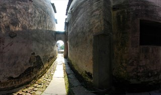 Nanping village 360 panoramic view