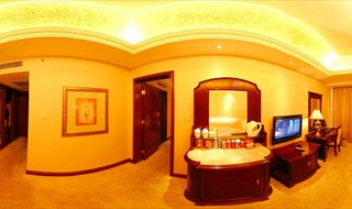 Huanghe Grand Hotel 360 panorama view