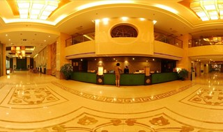 Panoramic tour of Kaitai Hotel