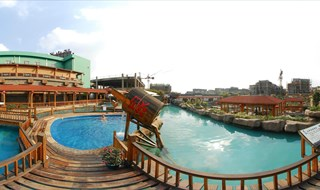 Tang Shan Quan hundredfold hot springs  360 virtua