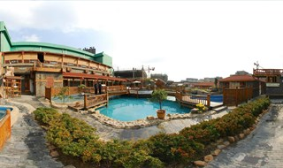 Tang Shan Quan hundredfold hot springs  virtual tr