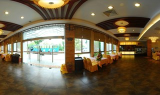 Tianmuhu Holiday Garden Hotel Panorama view