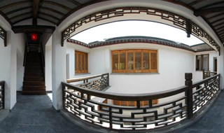 Tongli Gu Feng Garden Inn 360 panoramic view