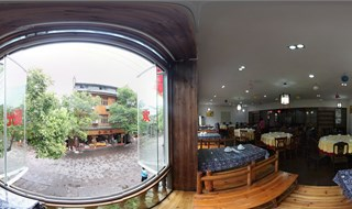 Fenghuang Old Restaurant 360 panoramic image