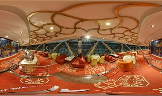 Milad Tower Restaurant