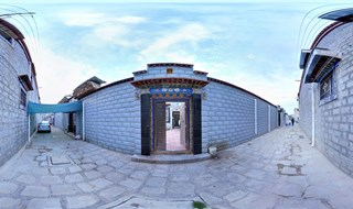 Langzhai Family Hotel 360 panoramic photo