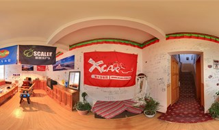 Langzhai Family Hotel 360 degree travel