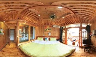 Gutong Hostel 360 panoramic image