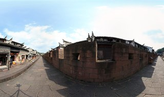 East Gate to North Gate Wall Panorama VR