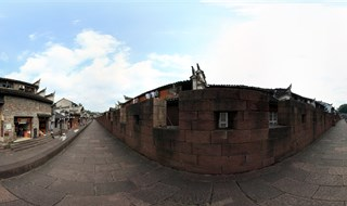 East Gate to North Gate Wall VRpanorama