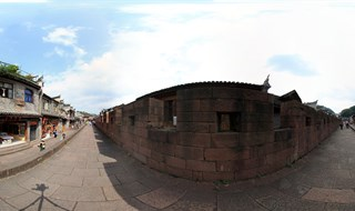 East Gate to North Gate Wall 360 panotour