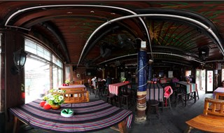 Eden bar 360 virtual panorama