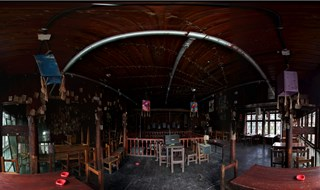 Eden bar 360 panorama view