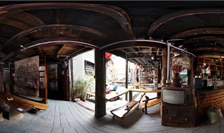 Yinzai bar 360 virtual panorama