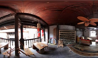 Yinzai bar 360 panoramic image