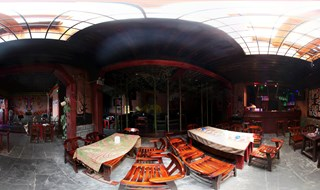 Kekexili bar 360 panoramic image