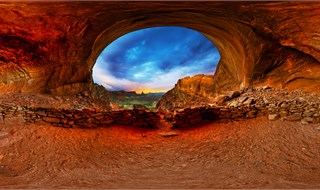 False Kiva HDR
