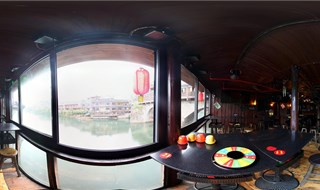Shanshi Jiudu bar 360 panoramic image