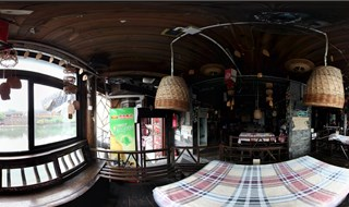 Xiangxi Wangshi bar 360 virtual panorama