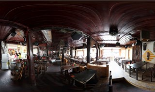 Liulangzhe Bar 360 panoramic photo